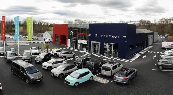 Projet Citroën Capvern